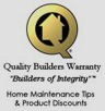 Quality Builders Warranty